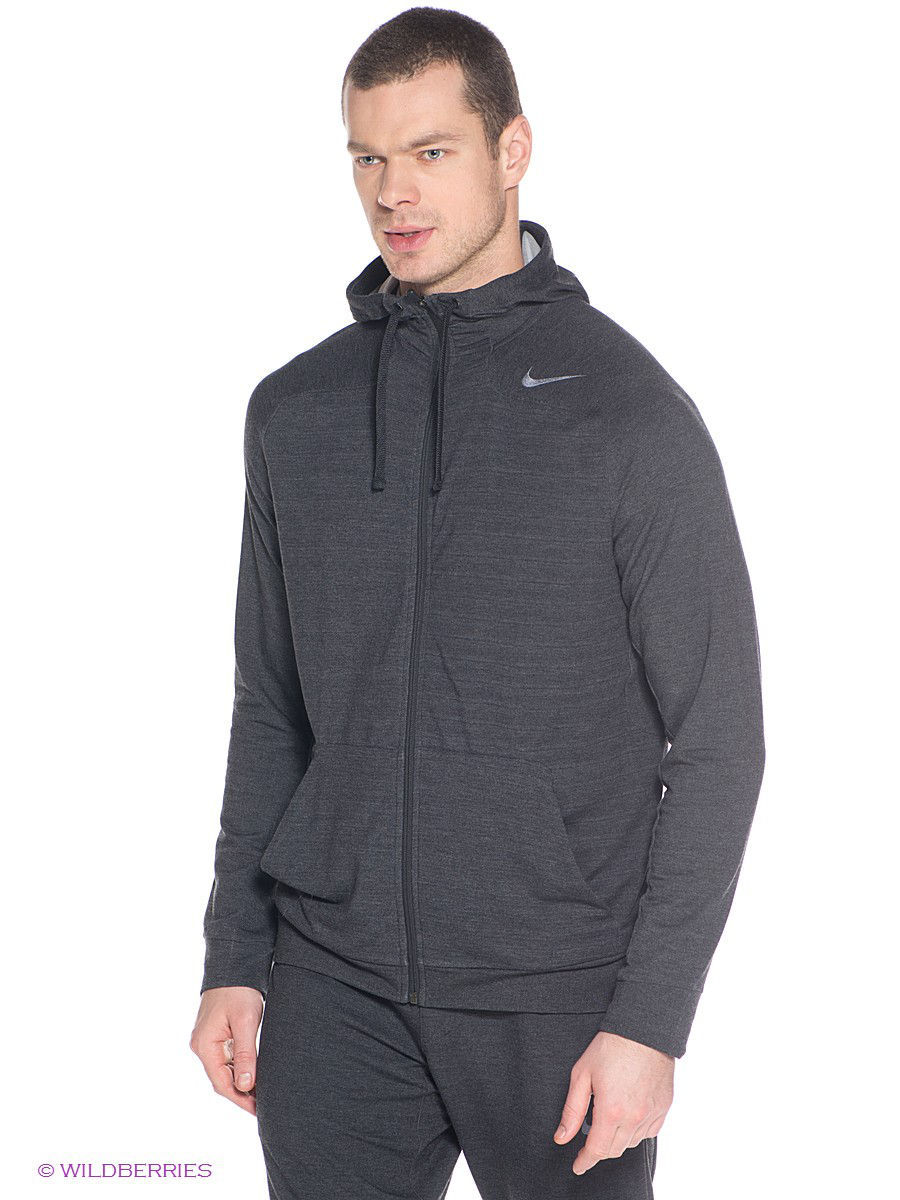 ��������� DRI-FIT TOUCH FLEECE FZ HOODIE Nike 644293-010