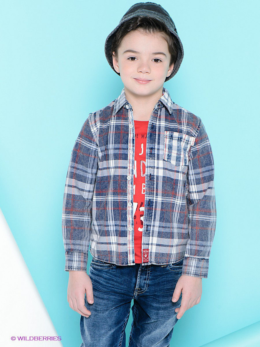 Рубашка Pepe Jeans London PB300442BORISKIDS/551