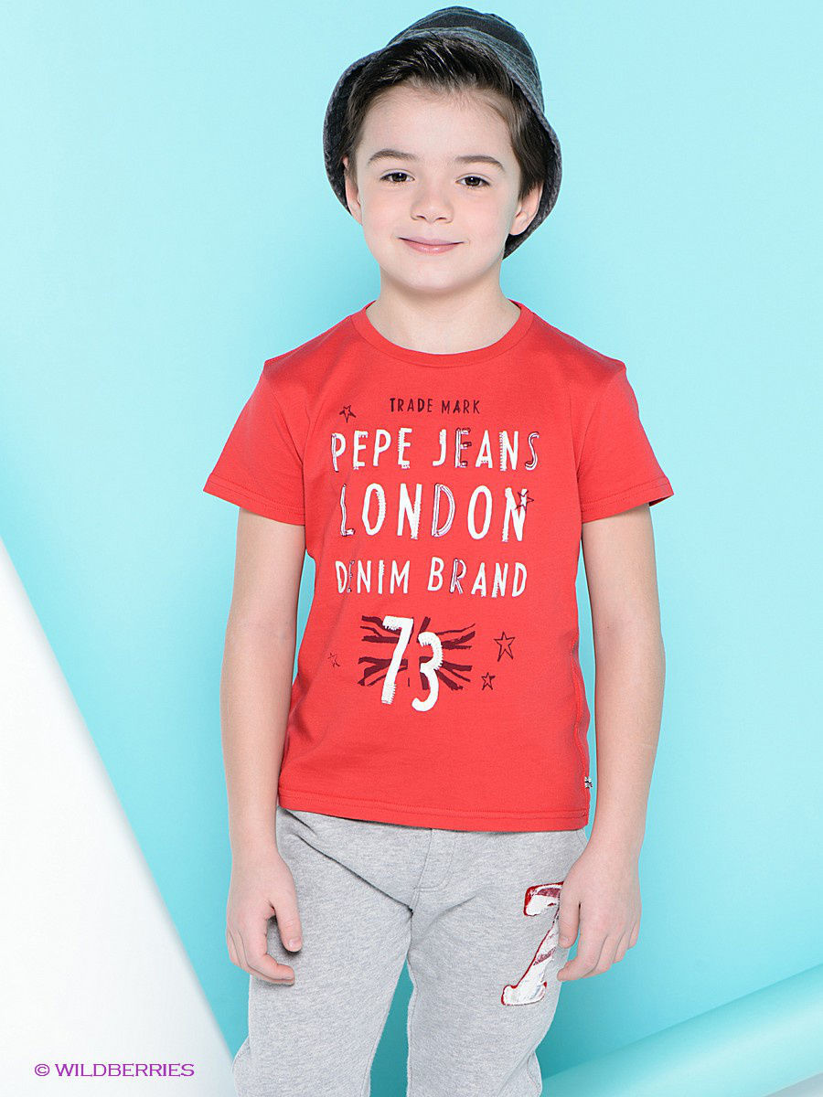 Футболка Pepe Jeans London PB500570DEANKIDS/243