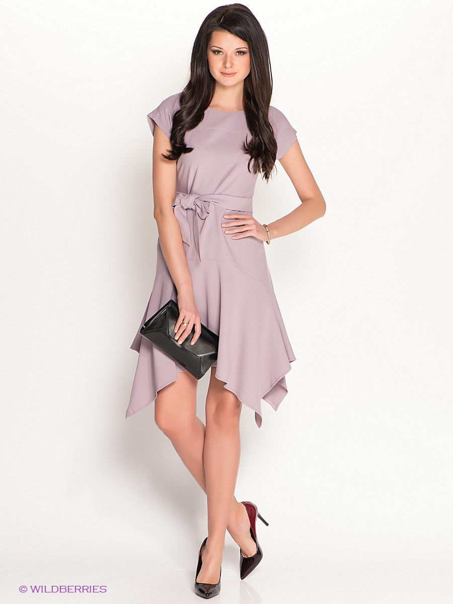 Летнее платье Personage 201-1SS1500-050-04AS017/GR/RS