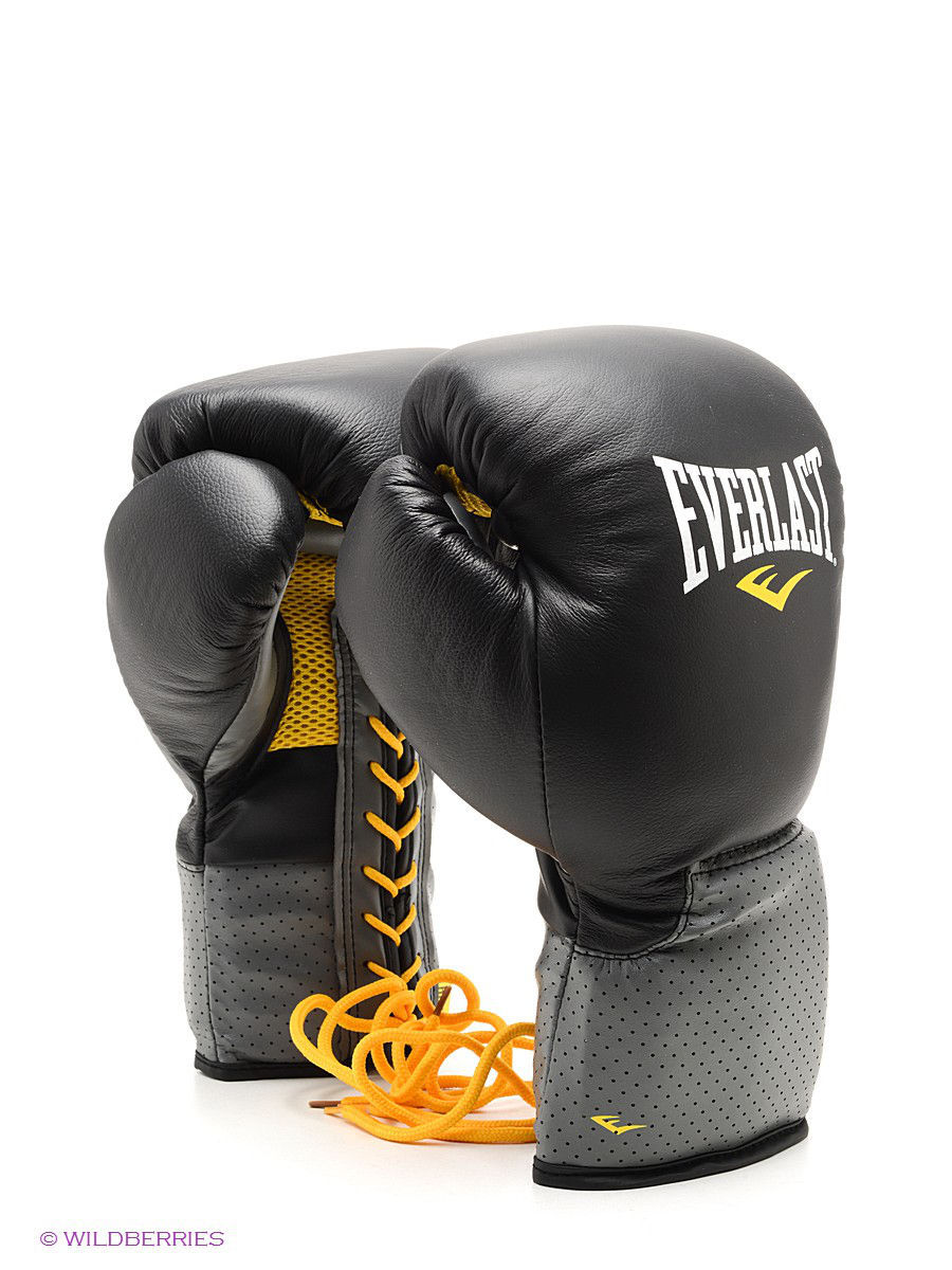 �������� ������������� �� �������� Pro Leather Laced 16oz Everlast 591601
