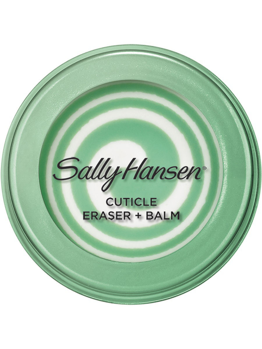 Бальзамы SALLY HANSEN Бальзам для питания и шлифовки кутикулы Salon Manicure Cuticle Eraser + Balm уход за кутикулой sally hansen complete salon manicure cuticle eraser balm объем 8 г