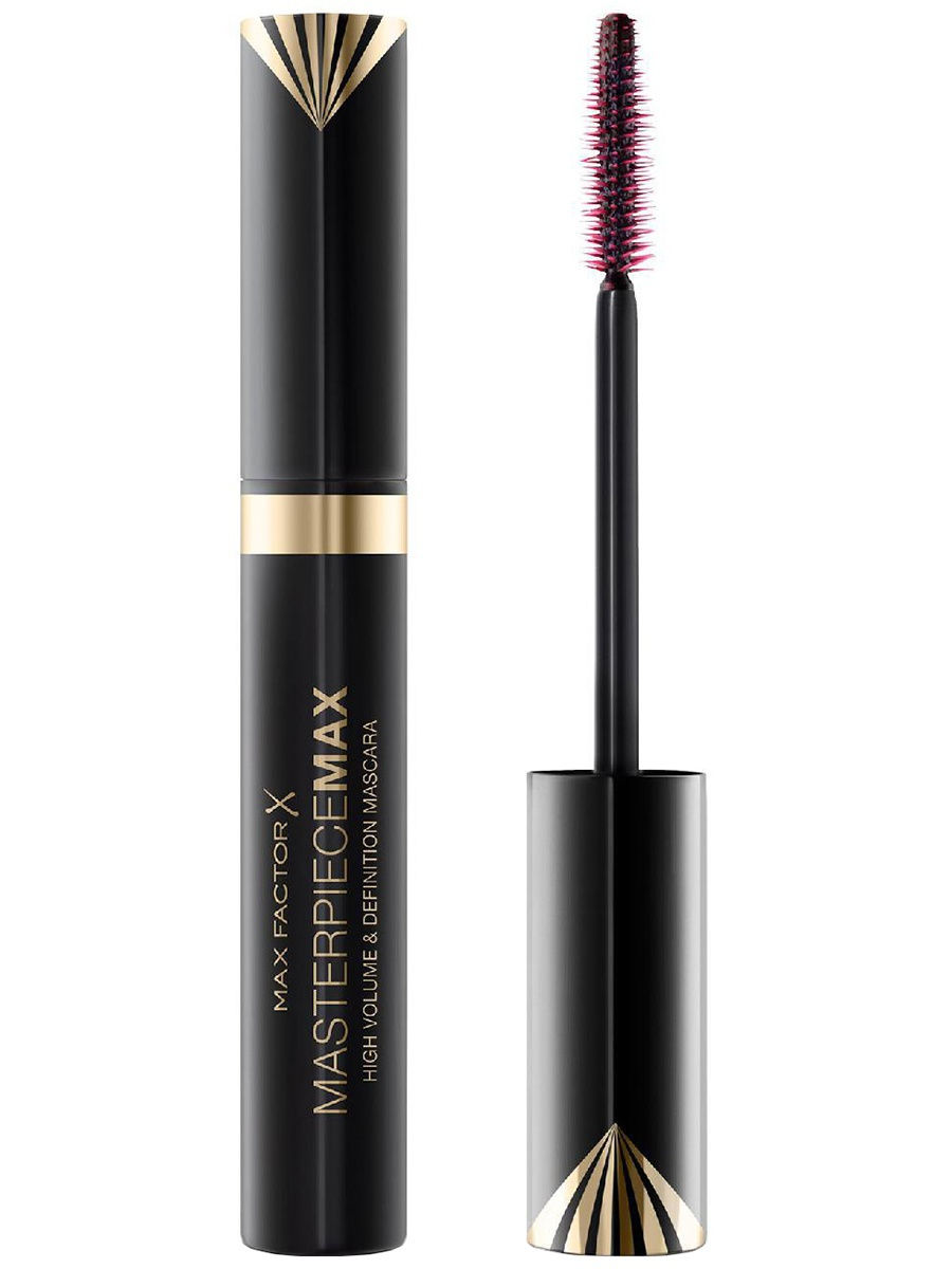 Туши MAX FACTOR Тушь для ресниц Masterpiece Max High Volume & Definition Mascara, тон 001 туши revlon тушь для ресниц mascara dramatic definition nwp blackest black 201