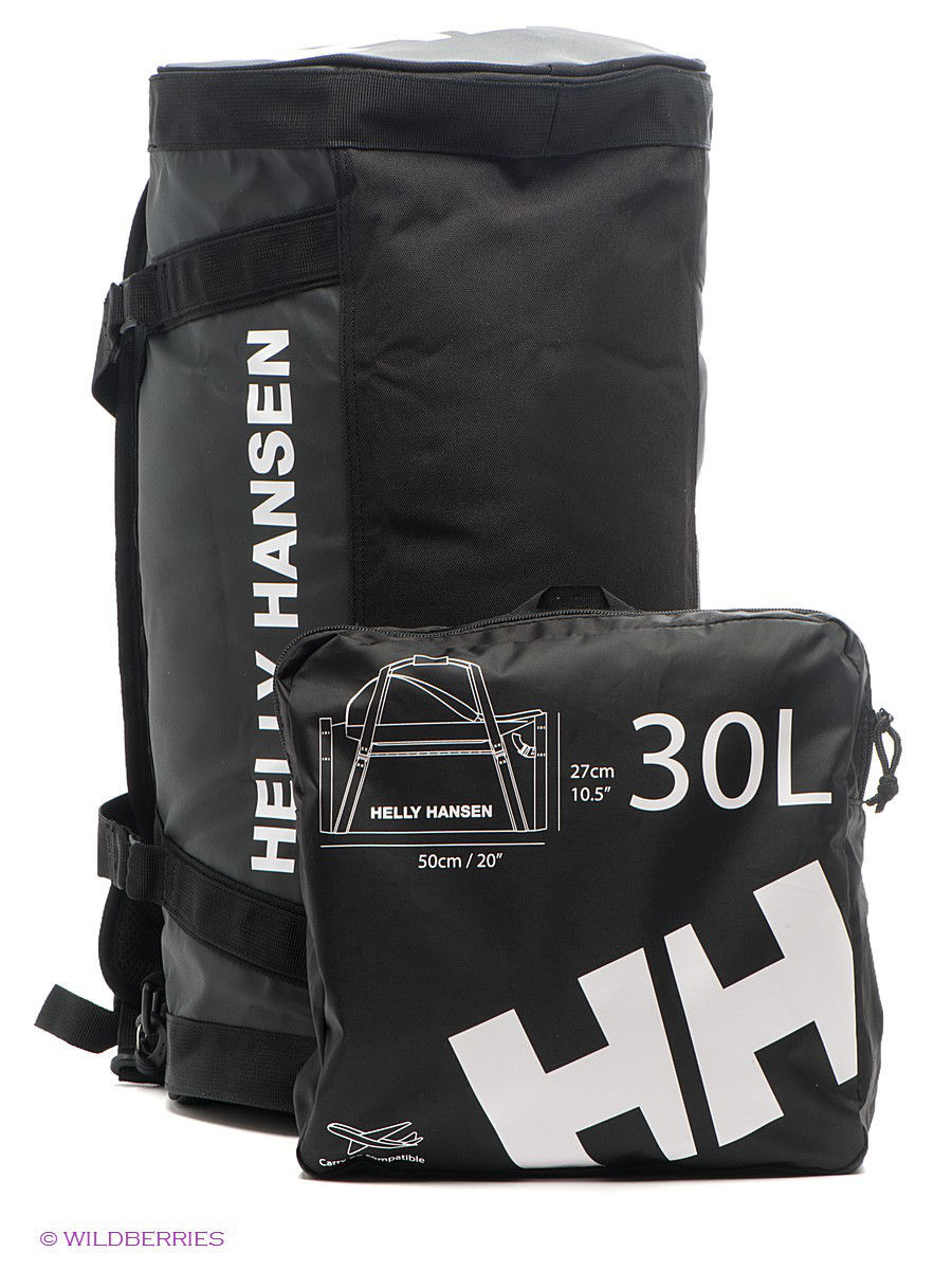 Сумка HH DUEL BAG 2 30L Helly Hansen 68006/990