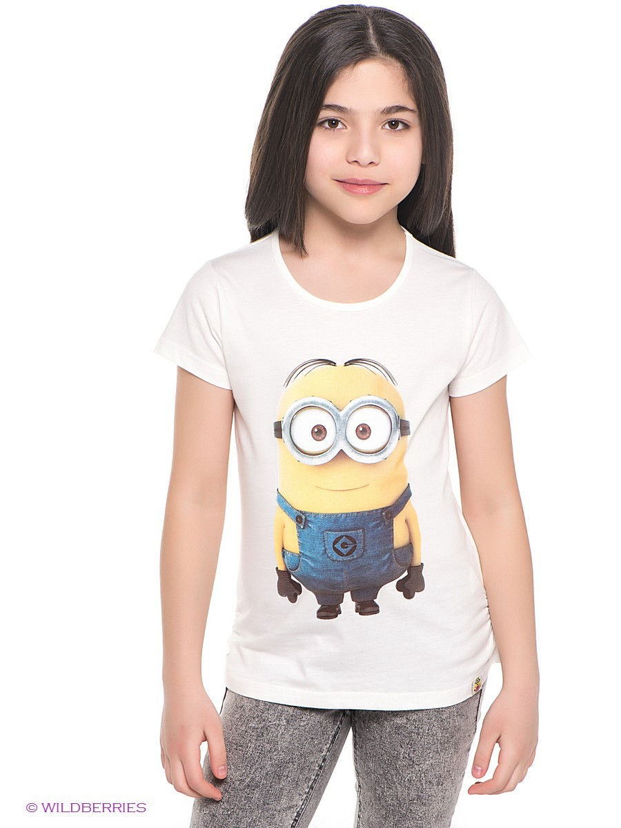 Футболка Despicable Me, Minion Made ZG02273