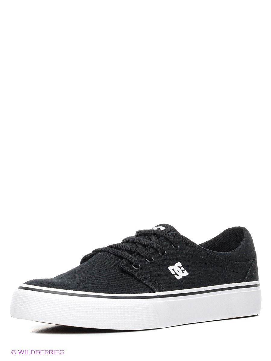 Кеды DC Shoes ADYS300126/BKW