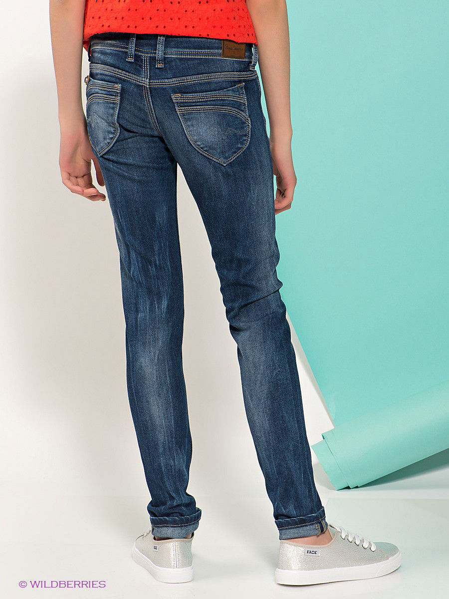 Colored jeans for women 8050