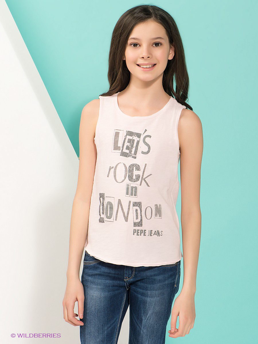 Топ Pepe Jeans London PG500629/302