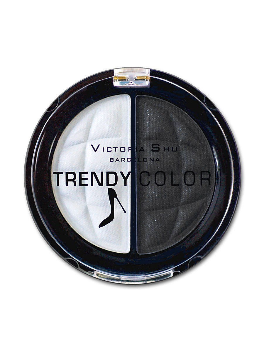 Тени Victoria Shu Тени для век TRENDY COLOR, тон 433 тени для век all for eyes 464 victoria shu