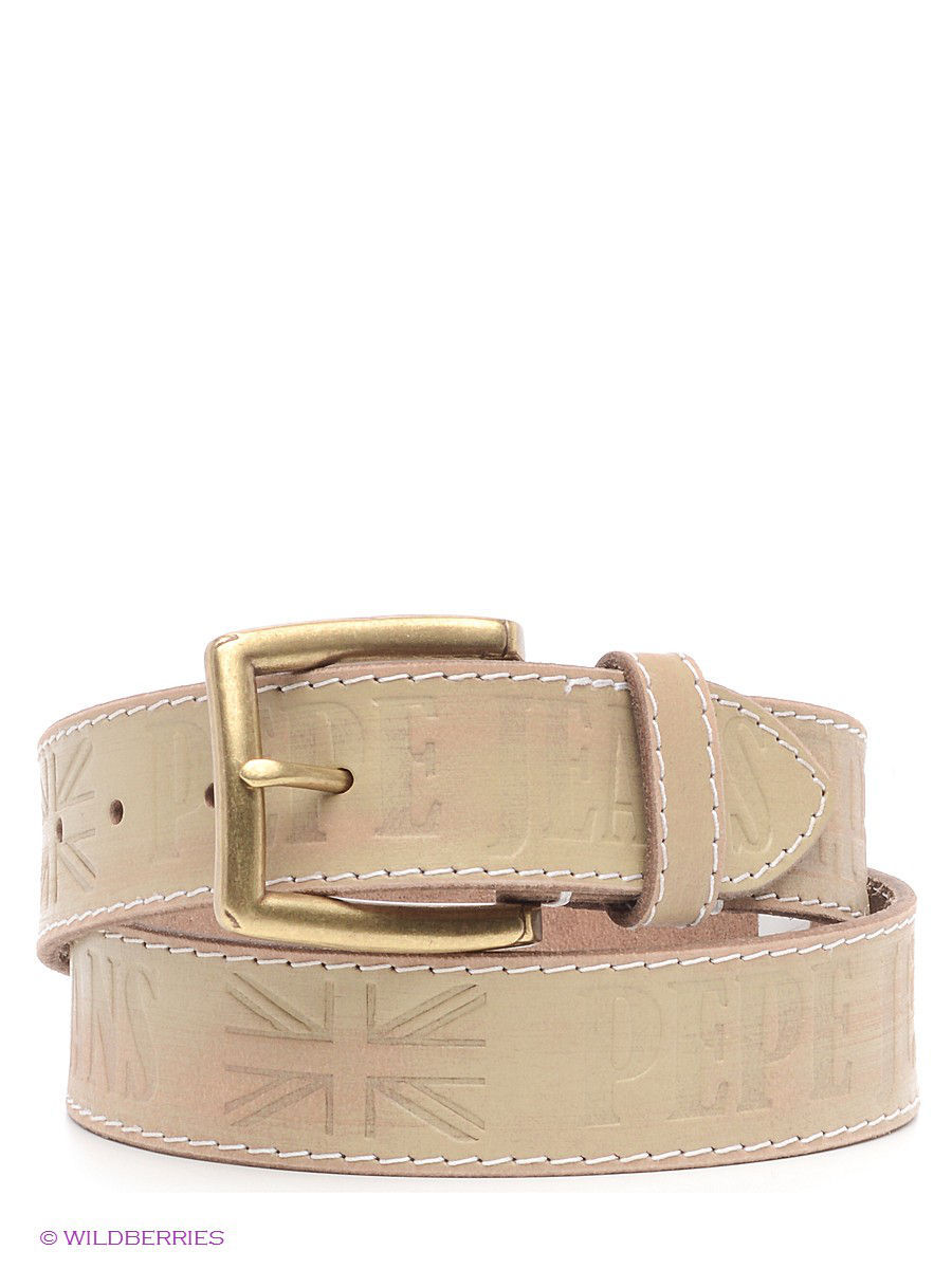 Ремень Pepe Jeans London PM020388/819STUCCO