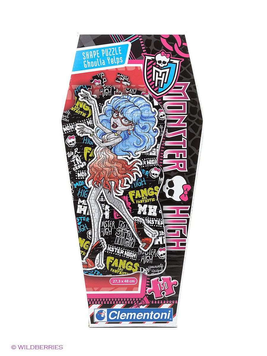Пазл Monster High Гулия Йелпс 150 эл.