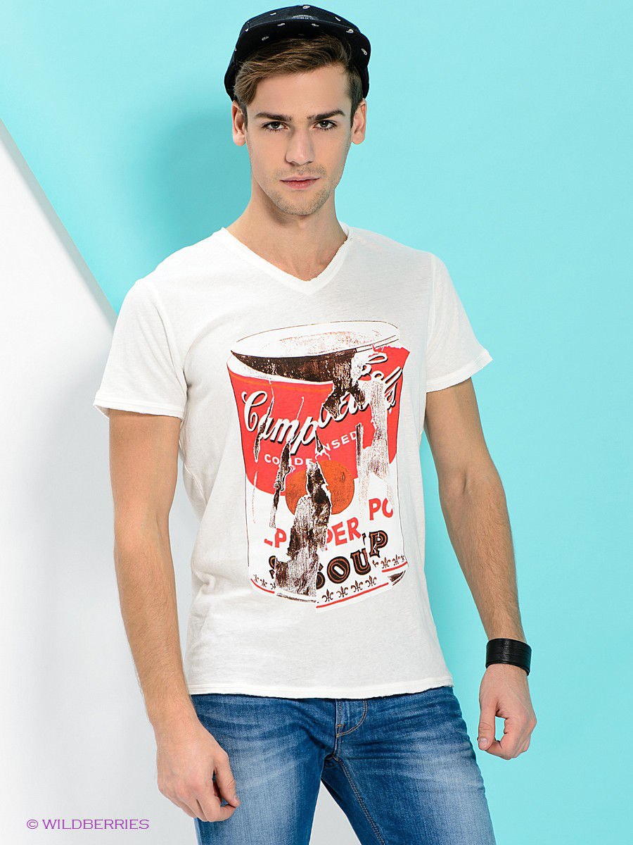 Футболка Pepe Jeans London AM500327/816