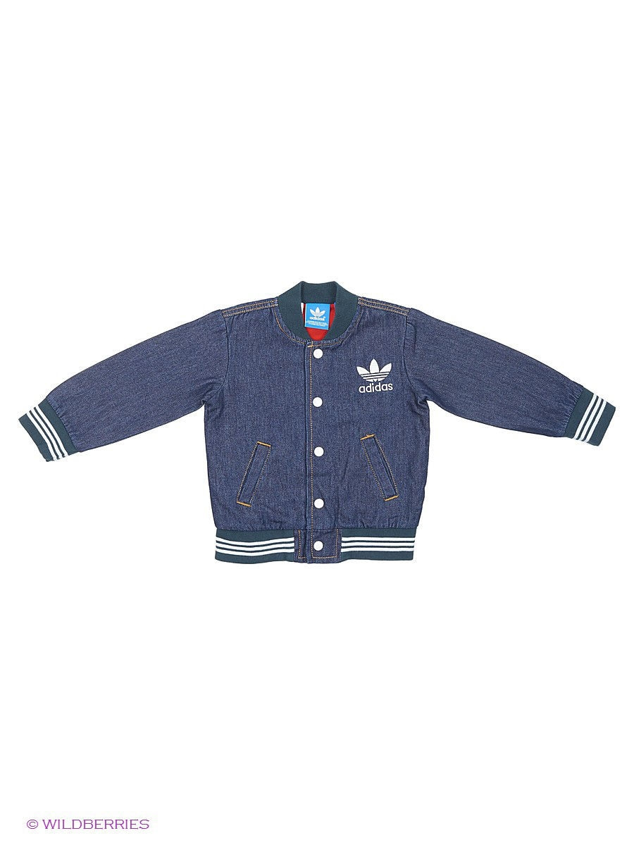 Куртки Adidas Куртка I DENIM JKT adidas denim superskin