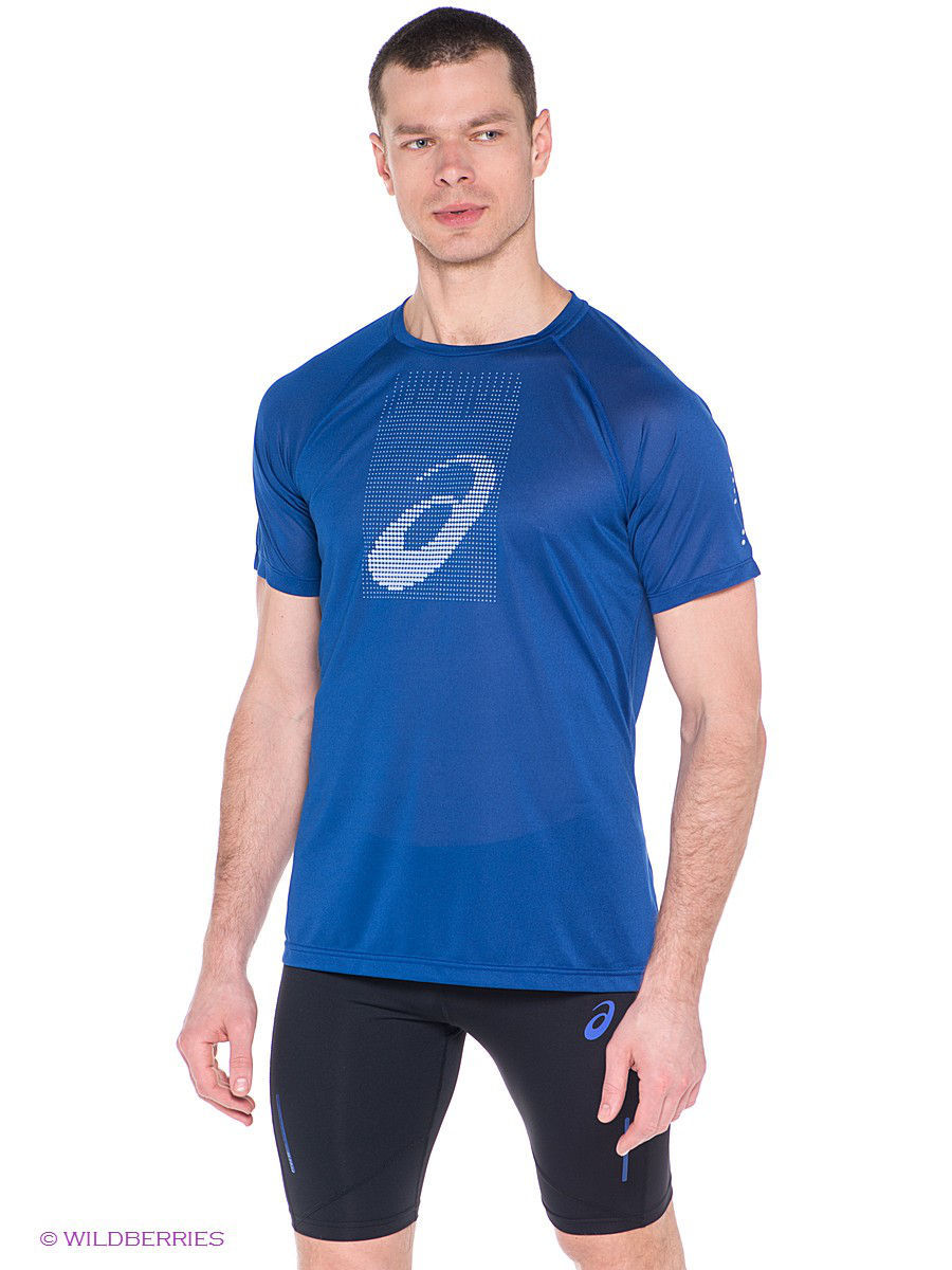 ASICS Футболка SOUKAI GRAPHIC TOP куклы