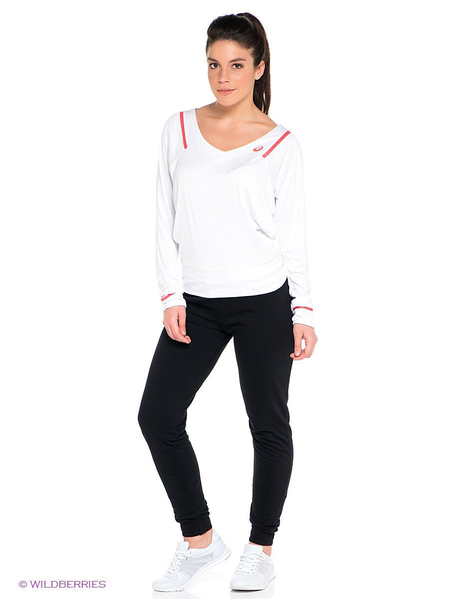 Джемпер Athlete Long Sleeve Top ASICS 121695/0001