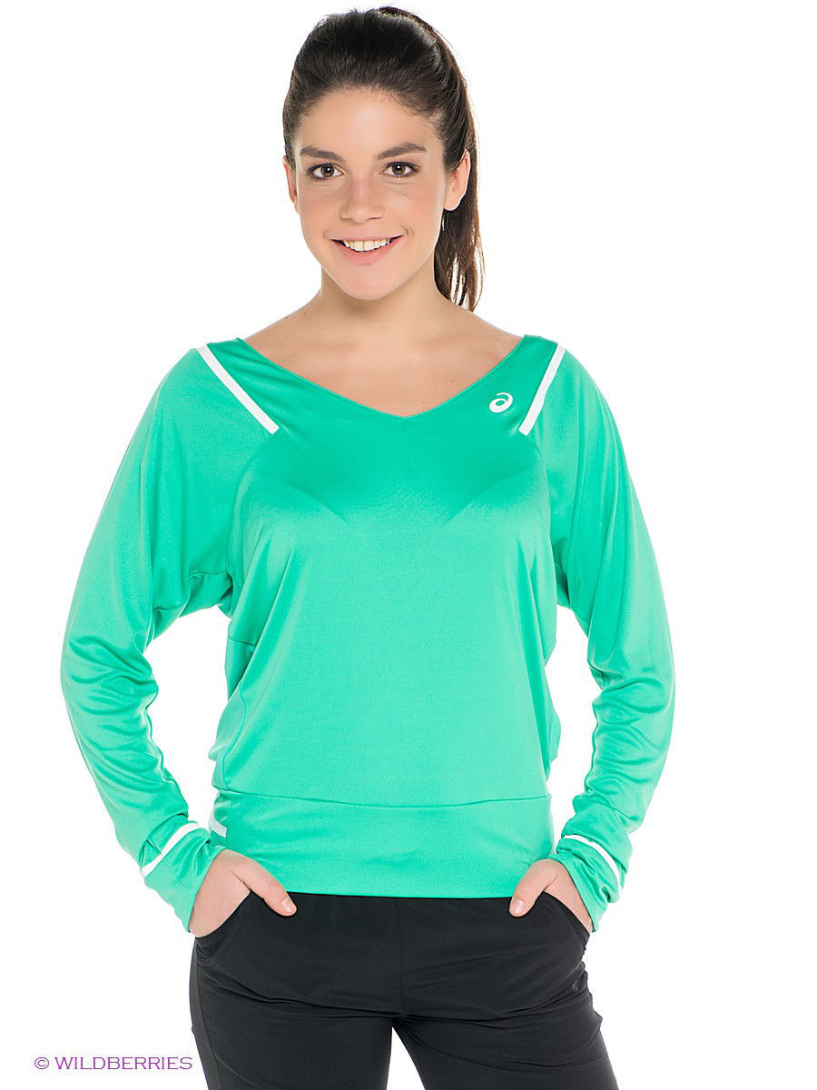 Джемпер Athlete Long Sleeve Top ASICS 121695/5008