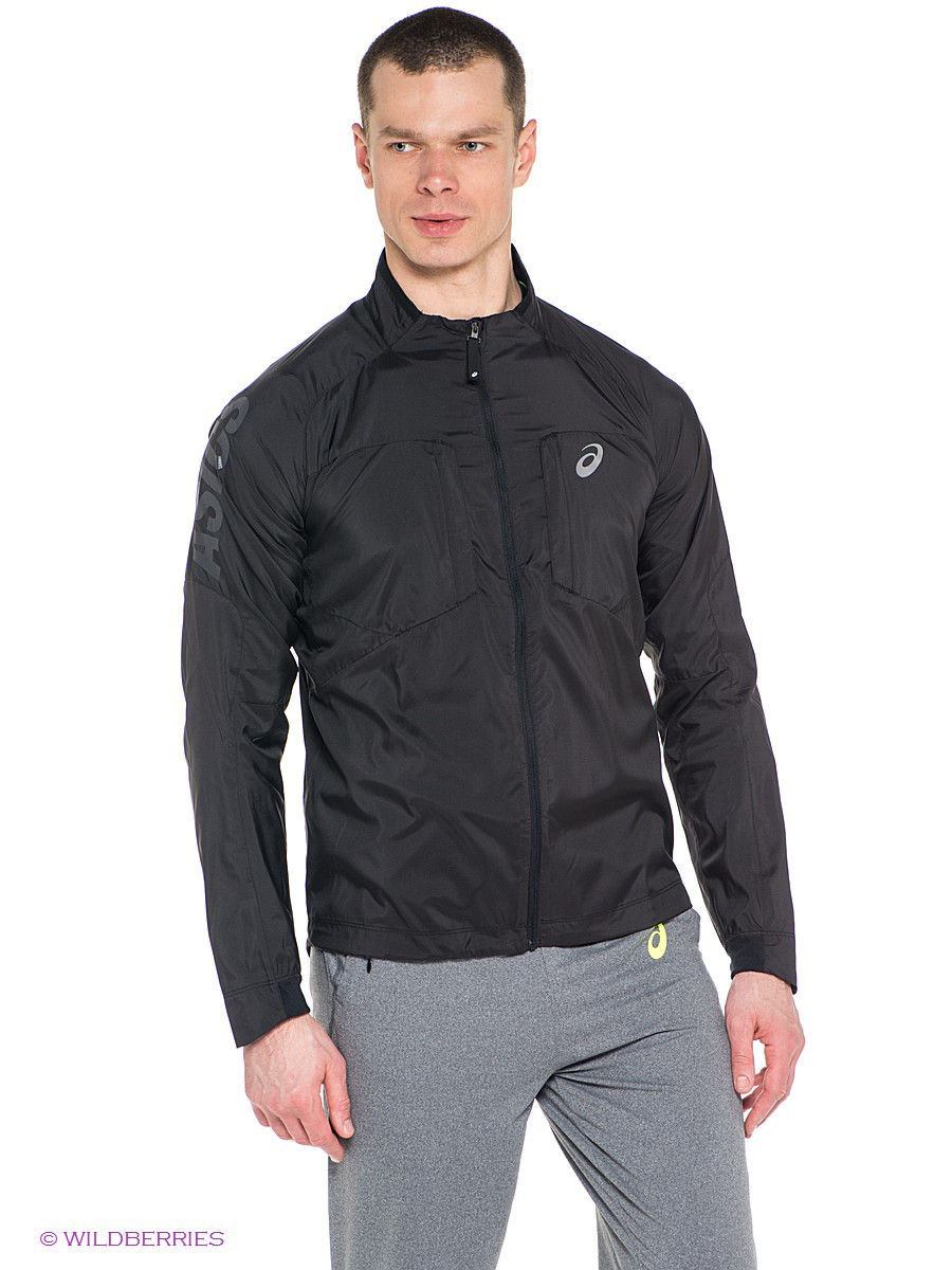 Куртки ASICS Куртка M's FujiTrail Jacket куртки asics куртка padded jacket