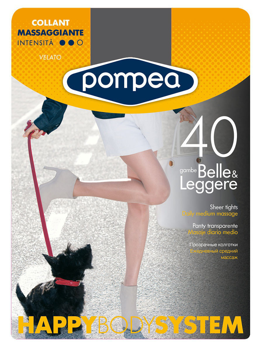 Колготки POMPEA HBS40COLLANT/TIGHTS/LONDON