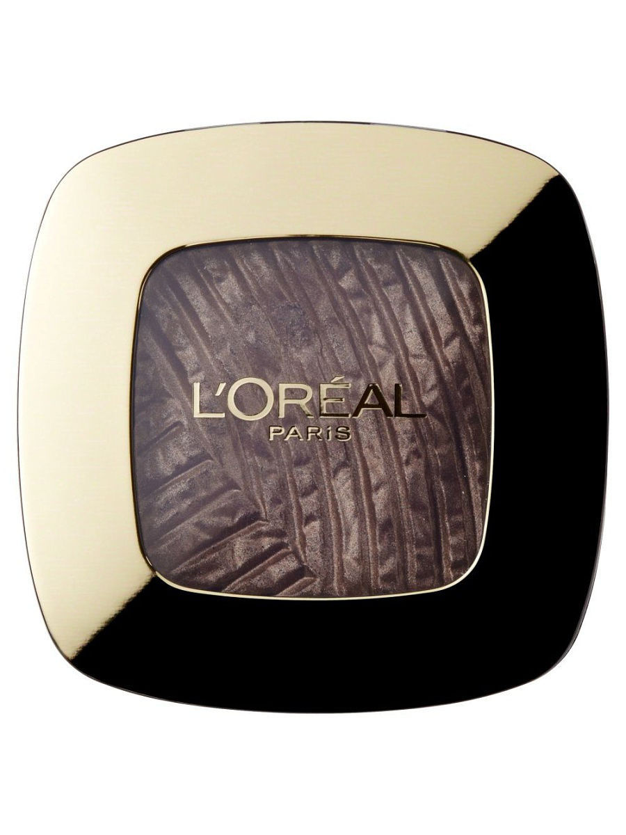 Тени L'Oreal Paris Тени для век Color Riche L'Ombre Pure, оттенок 502, Quartz fume, 3,6 мл тени для век l oreal paris color riche l ombre pure моно 3 6 мл smoky оттенок 305 цвета хаки