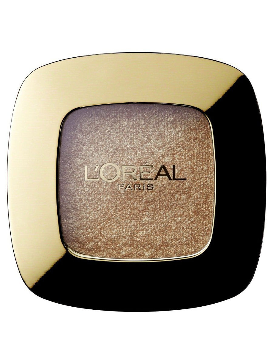 Тени L'Oreal Paris Тени для век Color Riche L'Ombre Pure, оттенок 205, Nude, 3,6 мл тени l oreal paris тени для век color riche l ombre pure оттенок 307 smoky 3 6 мл
