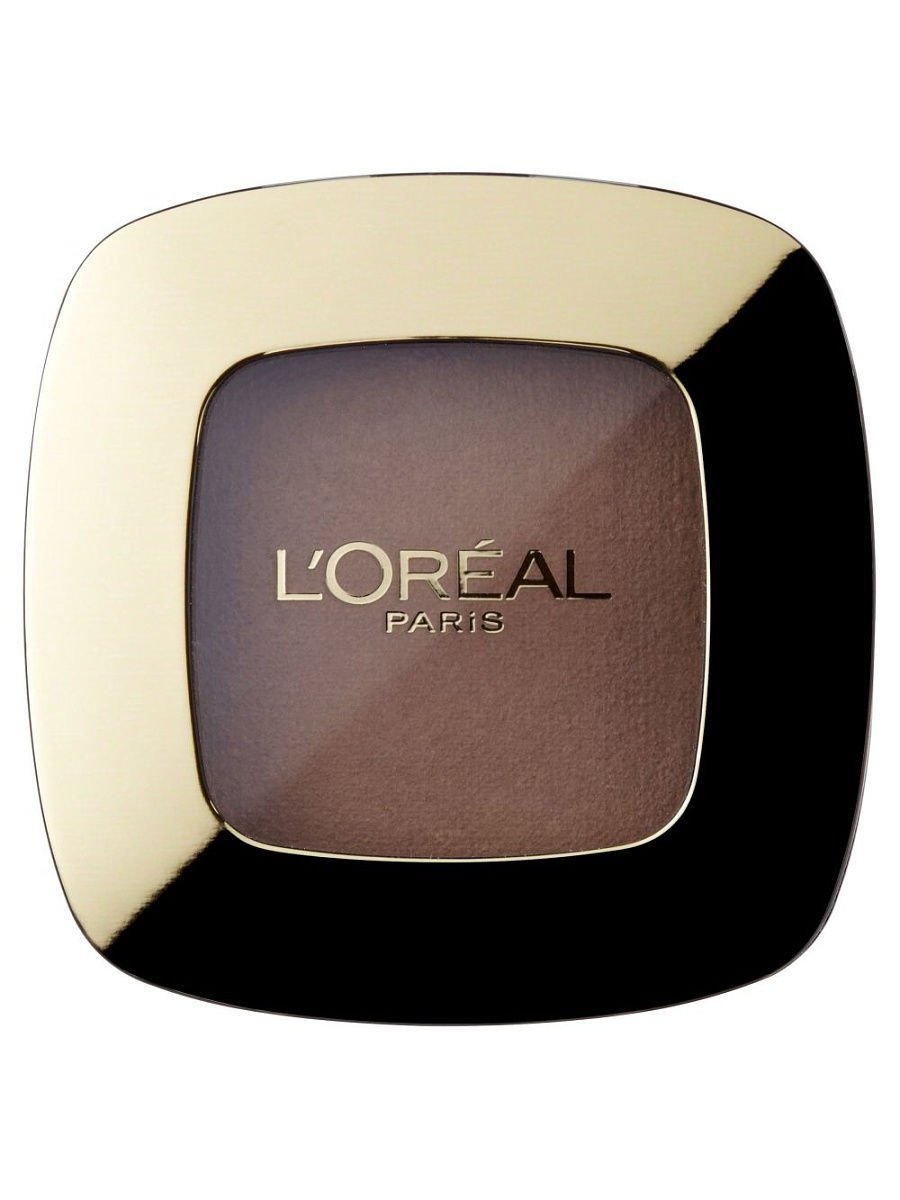 Тени L'Oreal Paris Тени для век Color Riche L'Ombre Pure, оттенок 106, Matte, 3,6 мл тени l oreal paris тени для век color riche l ombre pure оттенок 307 smoky 3 6 мл