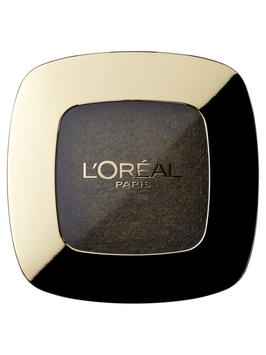 Тени L'Oreal Paris Тени для век Color Riche L'Ombre Pure, оттенок 305, Kaki repstyle, 3,6 мл тени для век l oreal paris color riche l ombre pure моно 3 6 мл smoky оттенок 305 цвета хаки