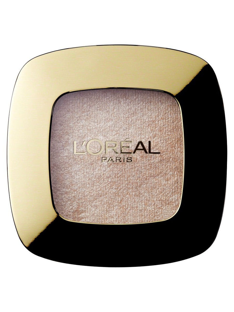 Тени L'Oreal Paris Тени для век Color Riche L'Ombre Pure, оттенок 206, Nude, 3,6 мл тени l oreal paris тени для век color riche l ombre pure оттенок 307 smoky 3 6 мл