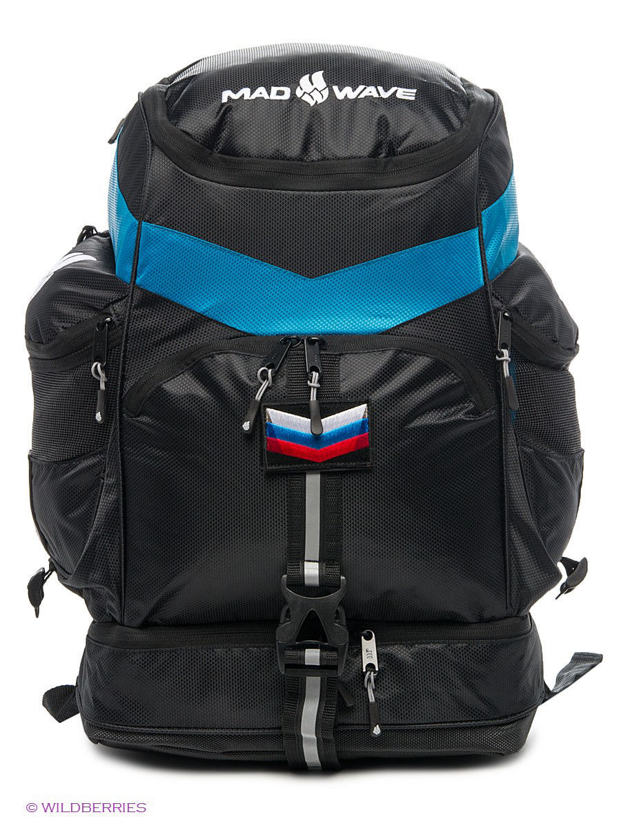 ������ BACKPACK MAD TEAM Mad Wave M11230101W