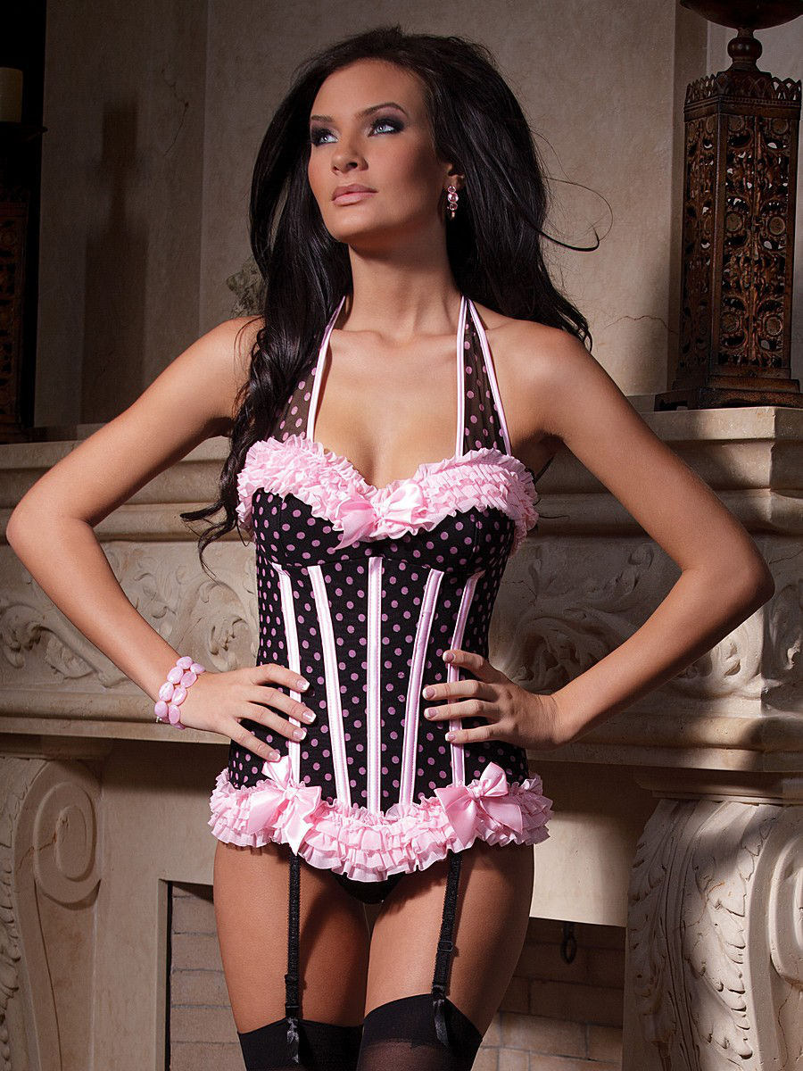 ������ Coquette Lingerie 1047/Pink