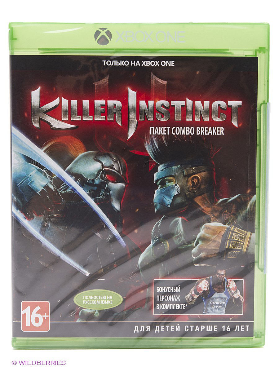���� Killer Instinct ��� Xbox One (������� ��������) Microsoft 3PT-00011