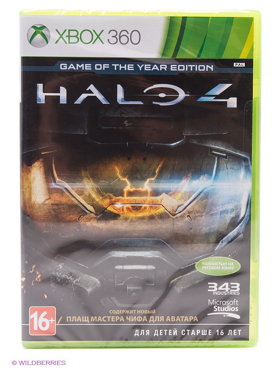 Игра Halo 4 Game of the Year Edition [Xbox 360]