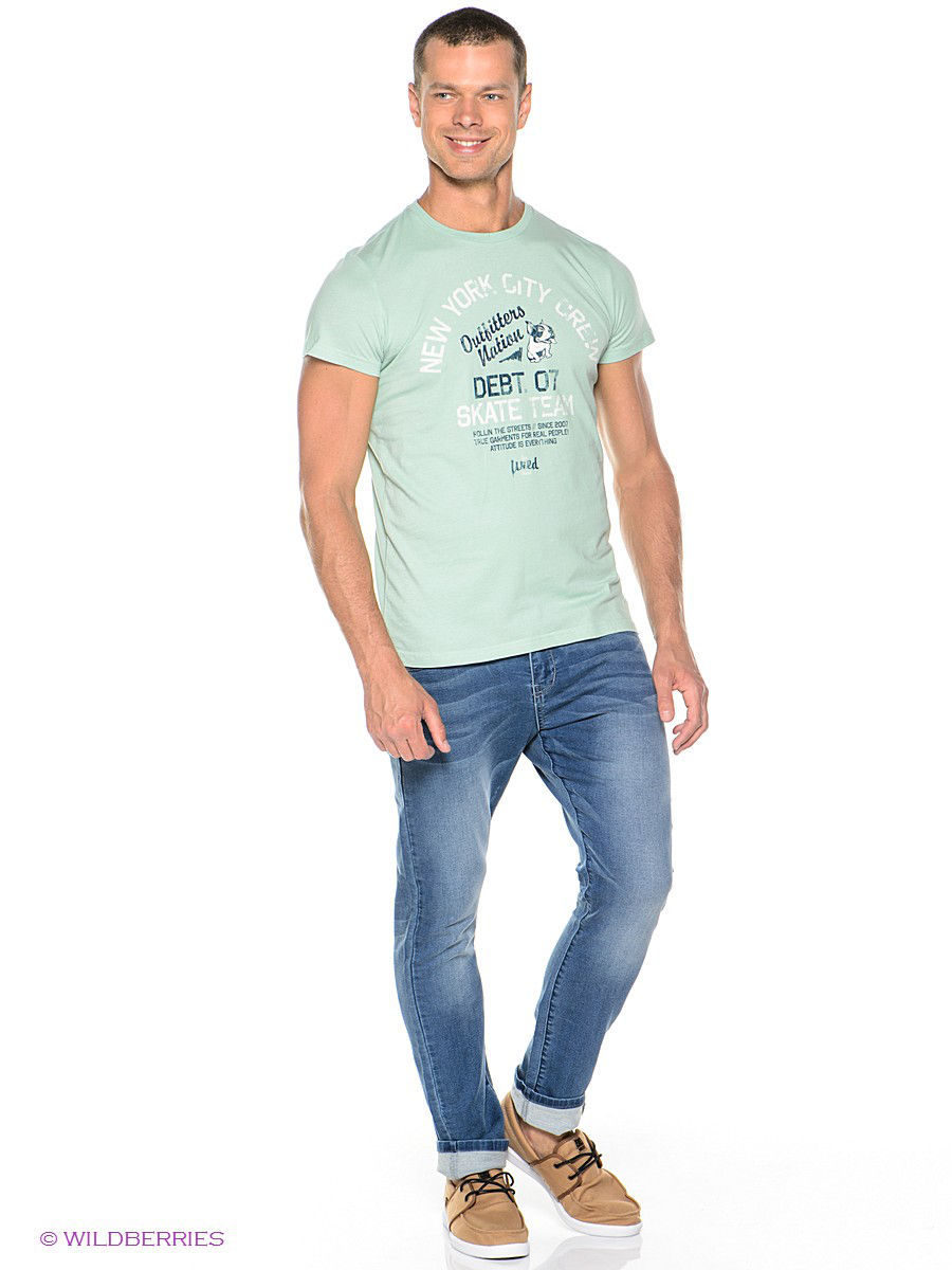 ������ OUTFITTERS NATION 24016265/MediumBlueDenim
