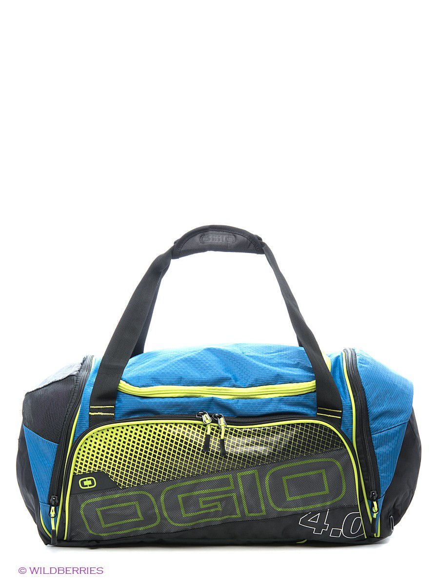 Сумка Endurance 4.0 Navy/Acid Ogio 112037.041