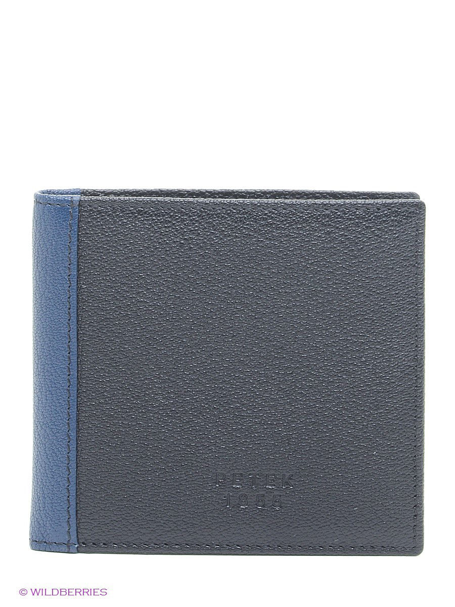 Кошелек Petek S15006.ALS.C28Black-N.Blue