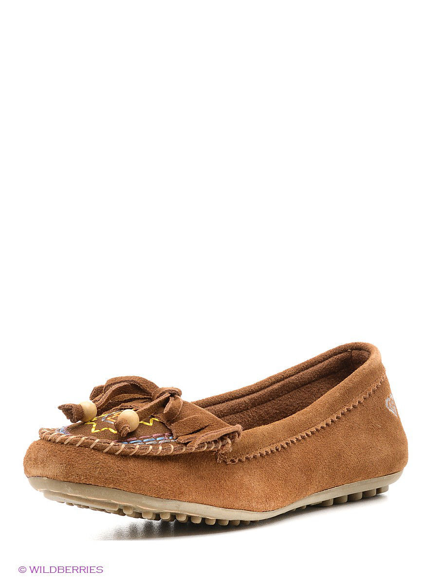 Мокасины POCKA ROXY ERJS700001/TAN