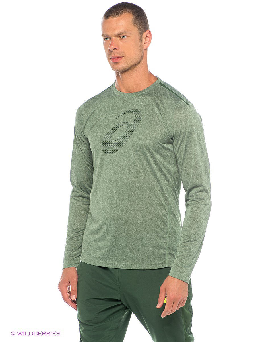 Лонгслив ASICS Лонгслив Graphic LS Top
