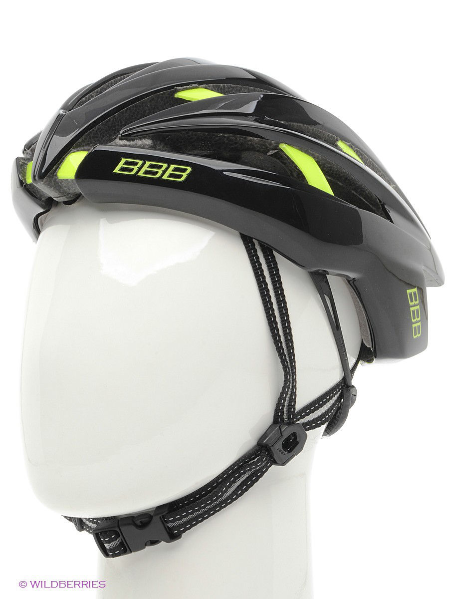 Шлем BBB BHE-05/metalic/black/neon/yellow