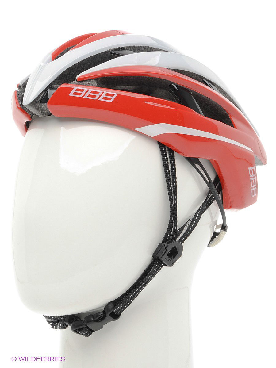 Шлем BBB BHE-05/red/white