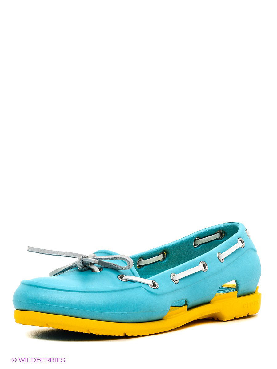 Балетки Beach Line Boat Shoe W CROCS 14261-442
