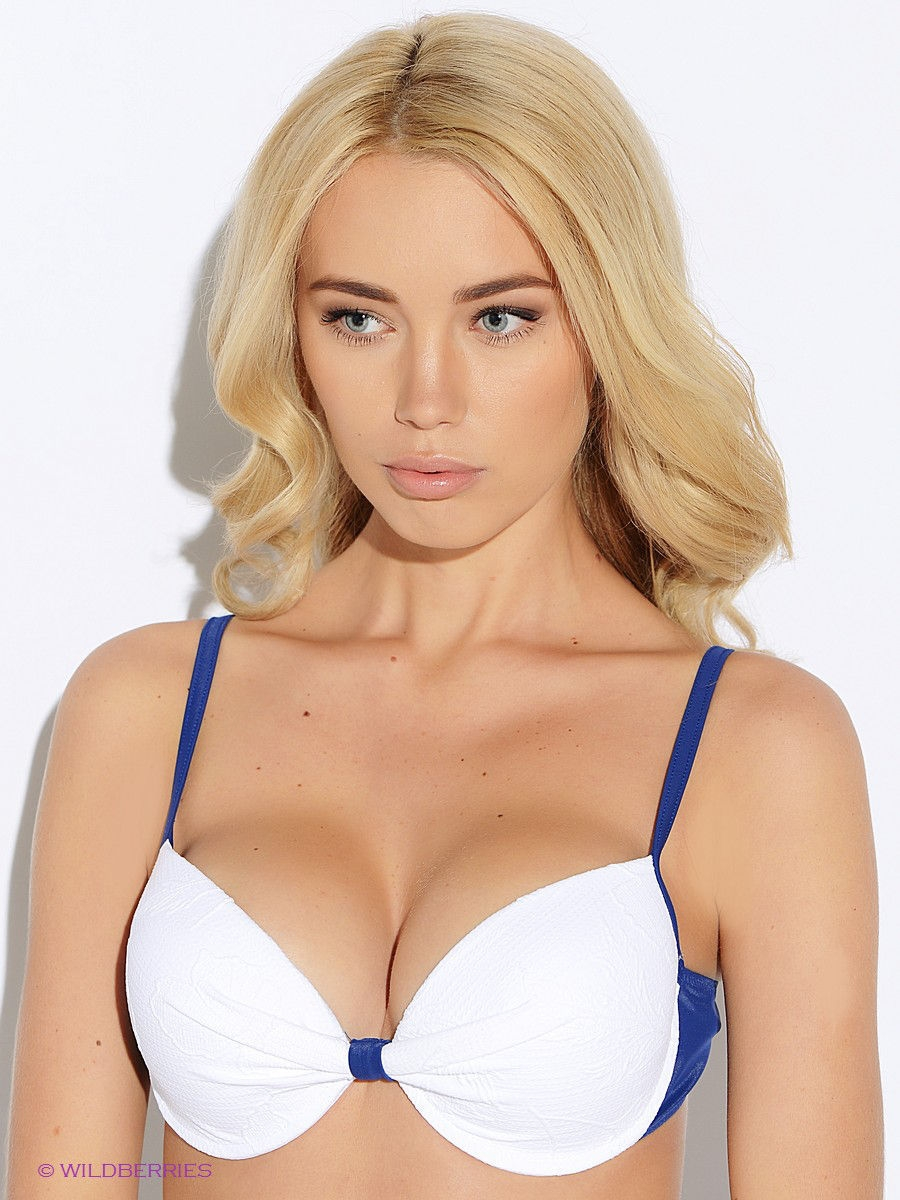 Лиф PLAGE D'OR PD1301/Whitejaccard/blue