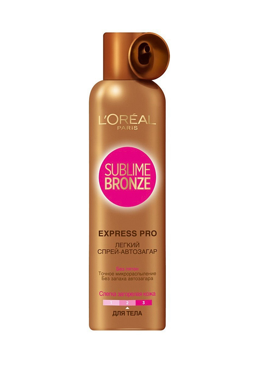 "������ �����-��������� ""Sublime Sun, Express Pro"", 150 �� L'Oreal Paris A6360514"
