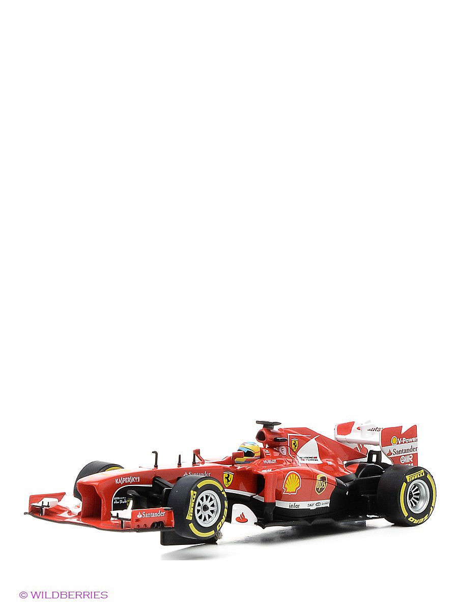 "Машинка ""Ferrari F138 F.Alonso, No.3"" CARRERA 27466"
