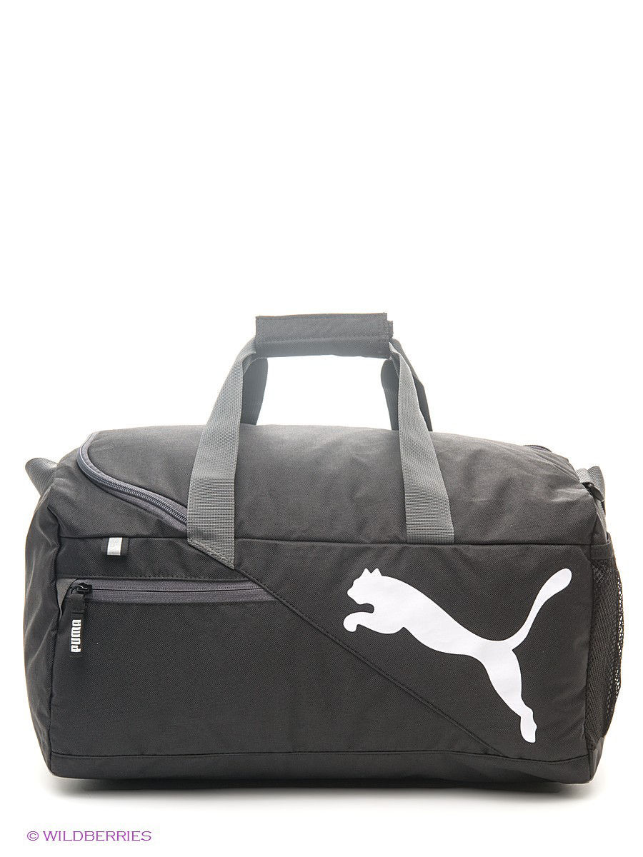Сумка Fundamentals Sports Bag S Puma 07349901
