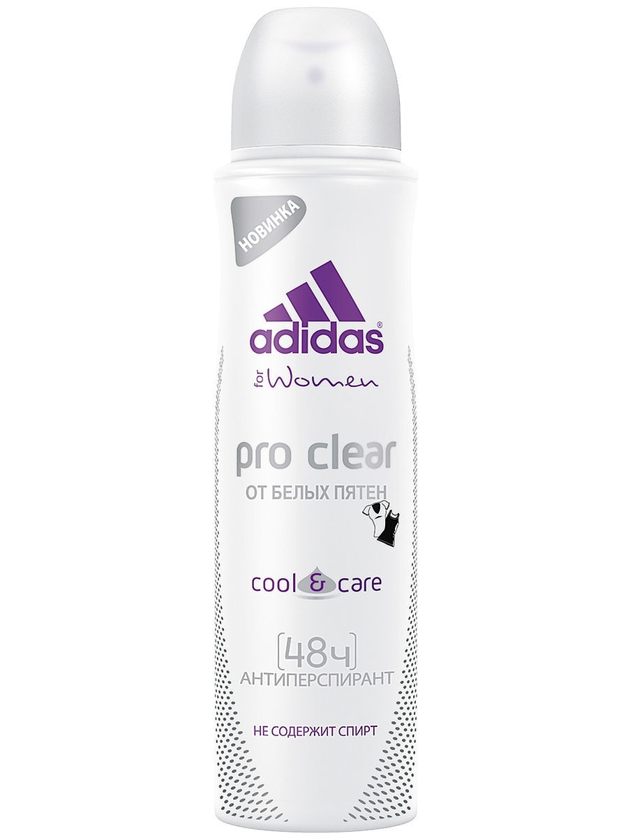 ���������� �������c������ ����� adidas Cool & Care Pro Clear ��� ������ 150 �� 3607343086080