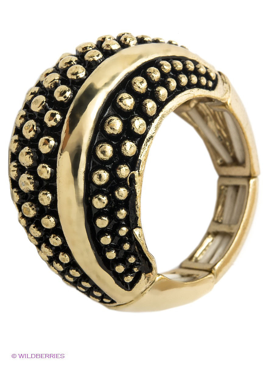 Кольцо Taya T-B-6691-RING-GOLD