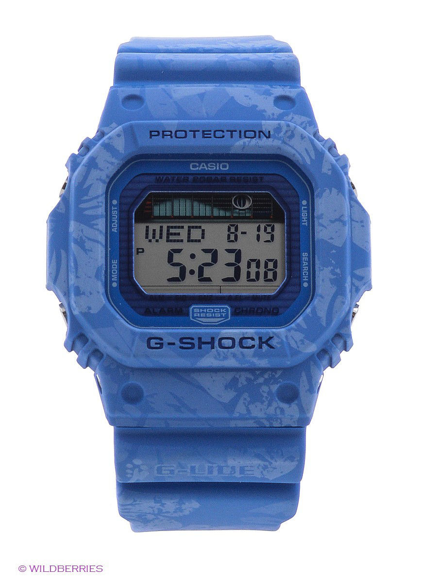 Часы наручные CASIO Часы G-Shock GLX-5600F-2E casio g shock 5600