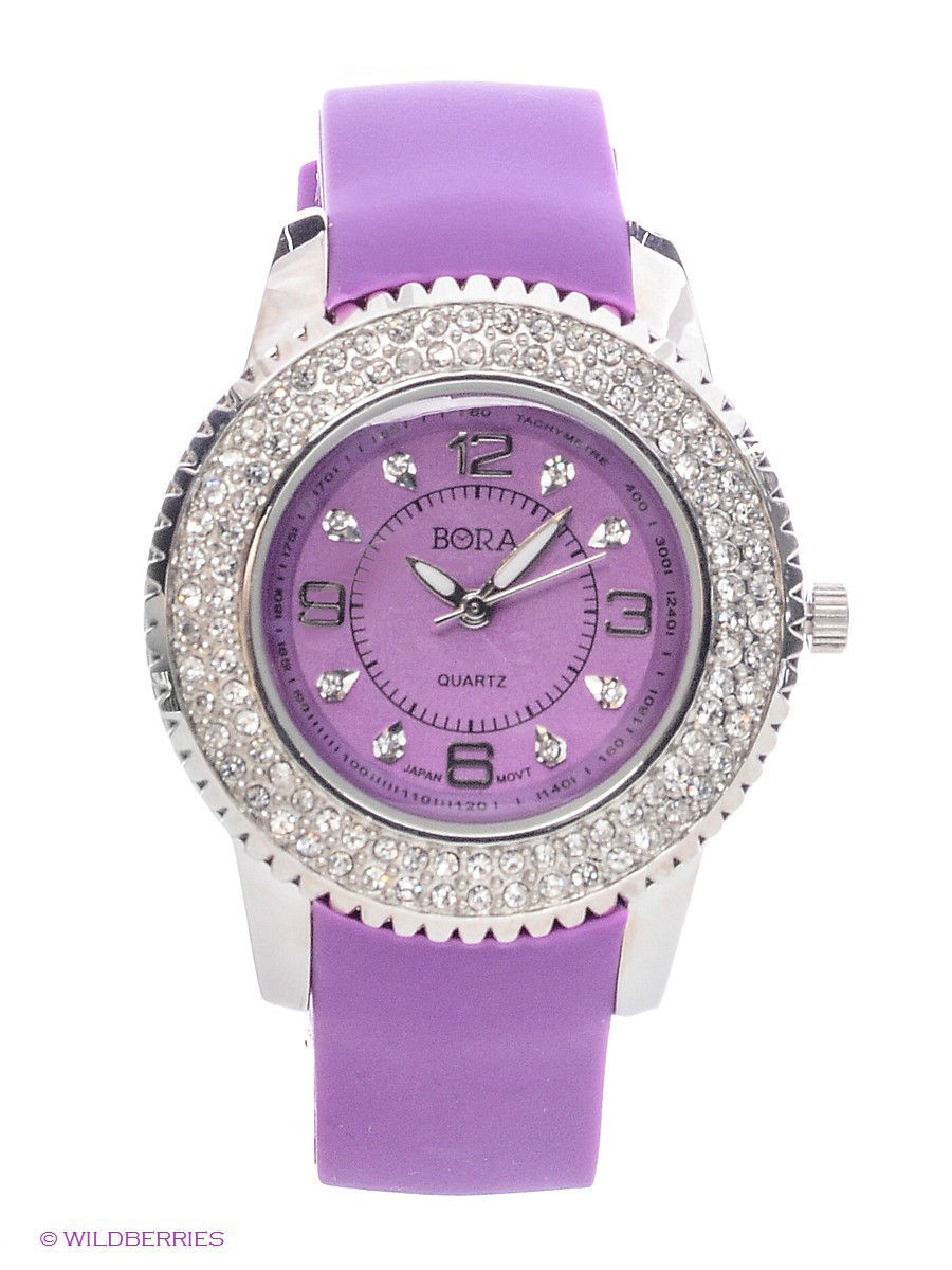 Часы Bora FWBR055LIGHTPURPLE