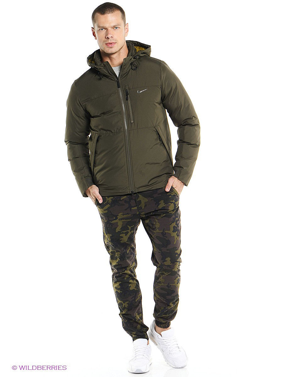 Куртки Nike Куртка ALLIANCE JKT-HOODED носки nike носки nike running dri fit cushion d