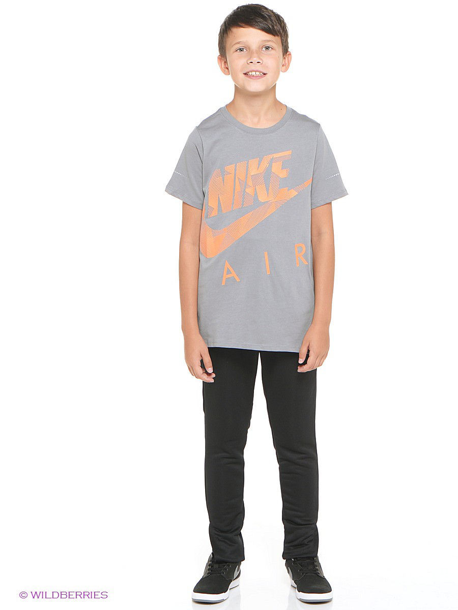 Футболка CAT HBR NIKE AIR TEE YTH