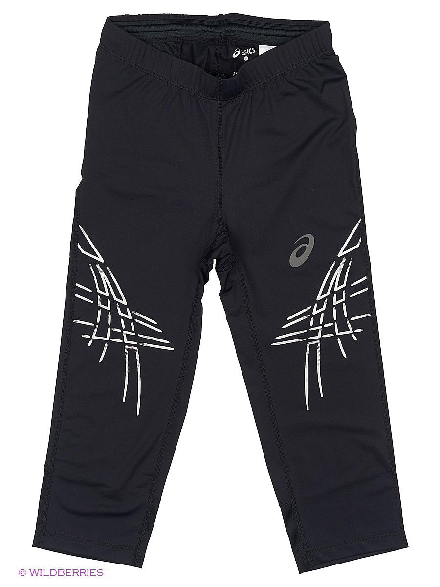 Тайтсы ASICS Тайтсы TIGER STRIPE KNEE TIGHT тайтсы puma тайтсы yogini heather knee tight